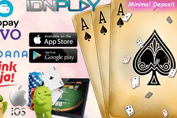 Depo Poker 20Rb LinkAja Dan Download Aplikasi Idn